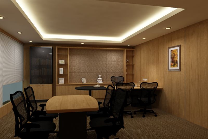 Stylish Office Cabin Design Md Office Interior Design