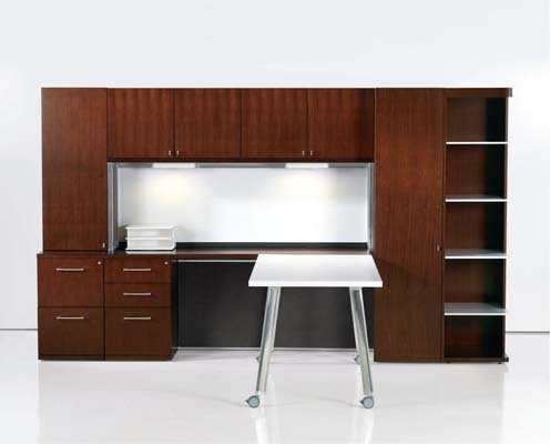 Stylish Office Desk And Storage Office Desk With Storage Spectacular For Your Office Desk Design