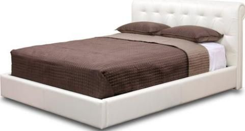 Stylish Queen Size Box Frame Wholesale Interiors B 180 8143 Queen Bed Queen Size Off White