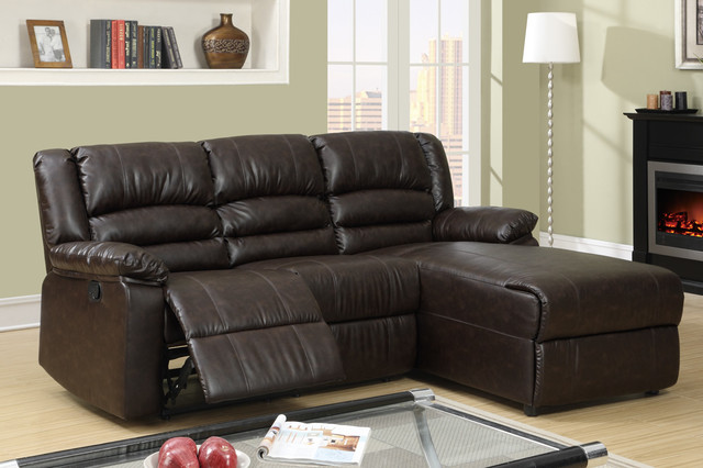 Stylish Reclining Couch With Chaise Small Coffee Leather Reclining Sectional Sofa Recliner Right Chaise
