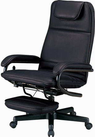 Stylish Reclining Office Chair Ofm Power Rest Executive Office Chair Recliner 680 Free Shipping