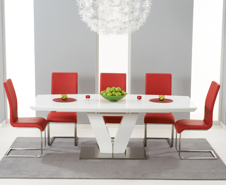 Stylish Red Dining Chairs Chairs Outstanding Red Dining Chairs Red Dining Chairs Red