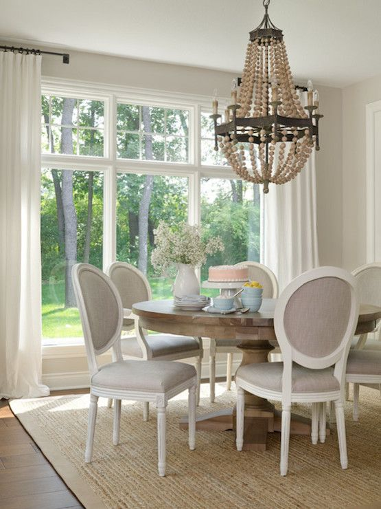 Stylish Round Back Kitchen Chairs Best 25 French Dining Rooms Ideas On Pinterest French Country