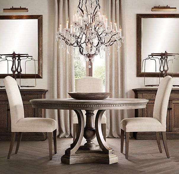 Stylish Round Dining Room Tables Best 25 Round Dining Room Sets Ideas On Pinterest Round Dining