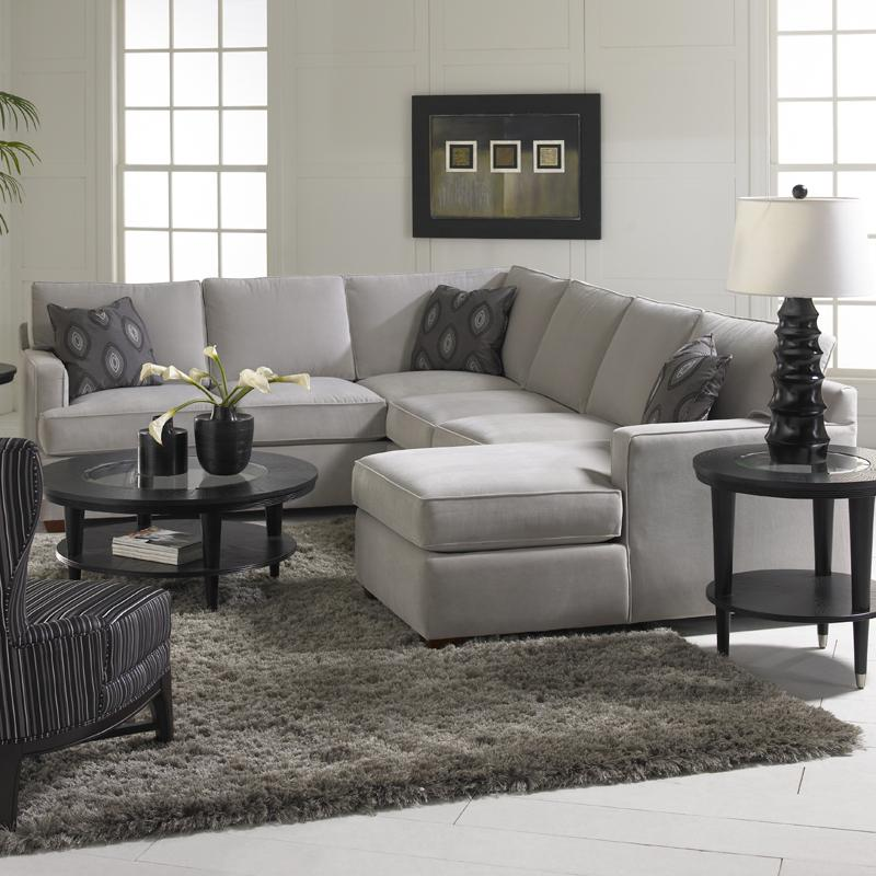 Stylish Sectional Couch With Chaise Klaussner Loomis Sectional Sofa Group With Chaise Lounge Wayside