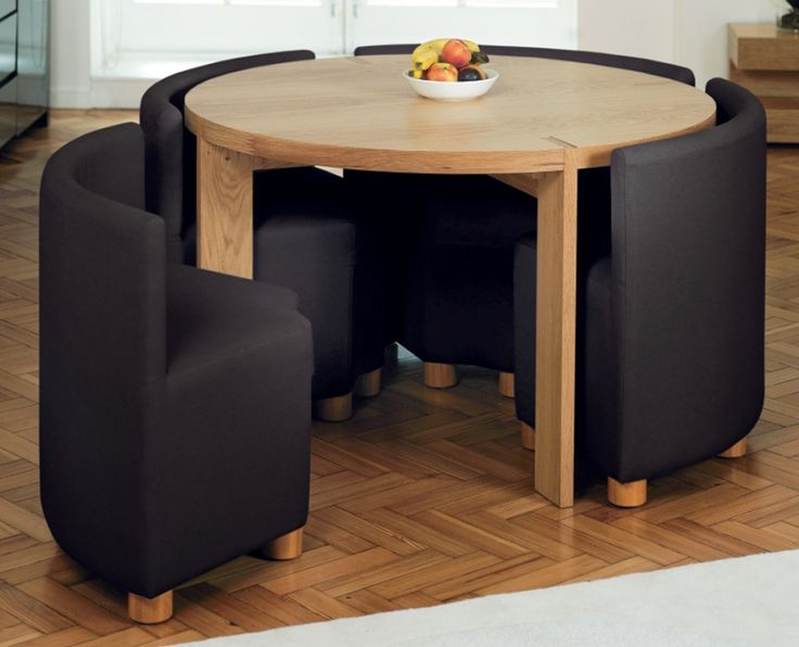 Stylish Small Modern Dining Table Adorable Small Black Dining Table And Chairs 1000 Ideas About