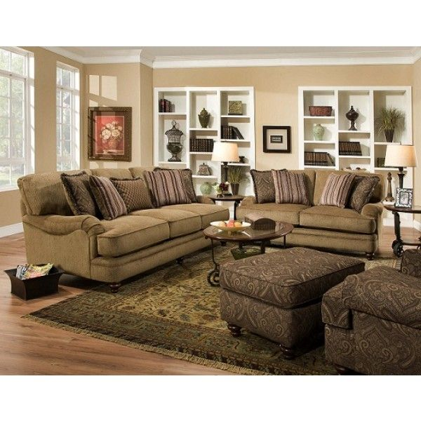 Stylish Sofa Loveseat And Ottoman Set Game Changer Living Room Sofa Loveseat Chair Ottoman 33a3