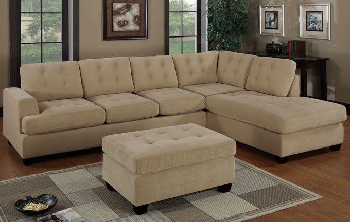 Stylish Tan Sectional With Chaise Lovable Tan Leather Sectional Sofa Tan Leather Sectional Sofa 13