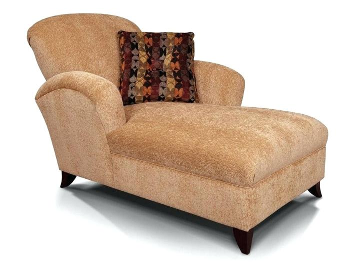 Stylish Two Arm Chaise Lounge Two Sided Chaise Lounge Mobiledave