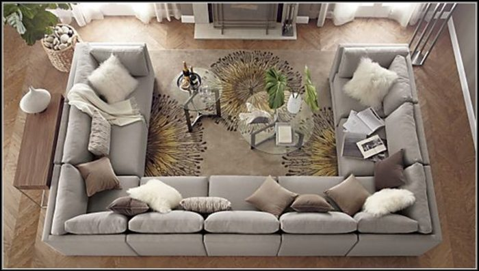 Stylish U Shaped Sectional Sleeper Sofa U Shaped Sectional Sofa Covers Sofa Home Furniture Ideas