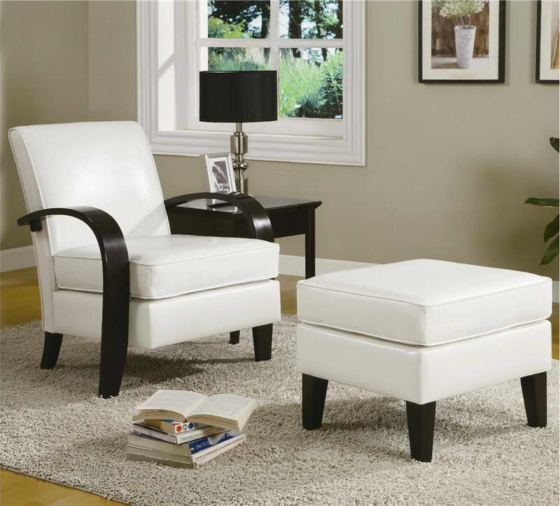 Stylish White Accent Chairs Living Room Furniture Homely Design Accent Living Room Chairs All Dining Room