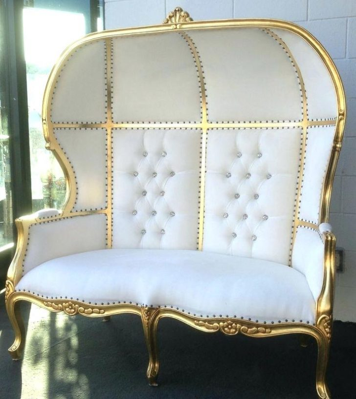 Stylish White And Gold Chaise Lounge Cheap Chaise Lounge Gold Coast White Gold Regency Porter Sofa Dome