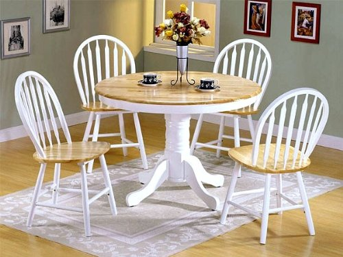 Stylish White And Wood Kitchen Chairs Dining Room White Oak Kitchen Chairs Painted Wood Only 45 Uk