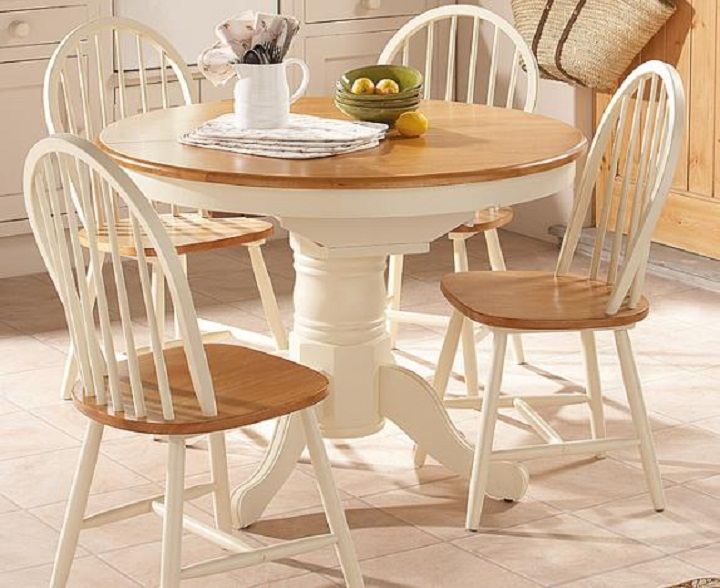 Stylish White And Wood Kitchen Chairs Dining Room Wonderful Kitchen Awesome Wooden Table And Chairs With