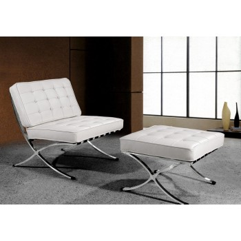 Stylish White Leather Chaise Lounge Lounge Chaise Modern Bubble Seats Fabric Chairs Waverly