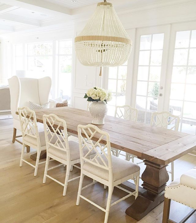 Stylish Wood And White Dining Chairs Best 25 White Dining Chairs Ideas On Pinterest White Dining