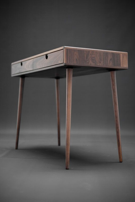 Stylish Wood Desk Designs Best 25 Solid Wood Desk Ideas On Pinterest Desk With Drawers