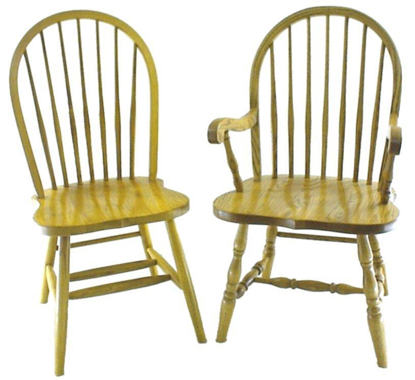 Stylish Wooden Dining Chairs With Arms 7 Spindle Windsor Dining Chair From Dutchcrafters Amish Furniture