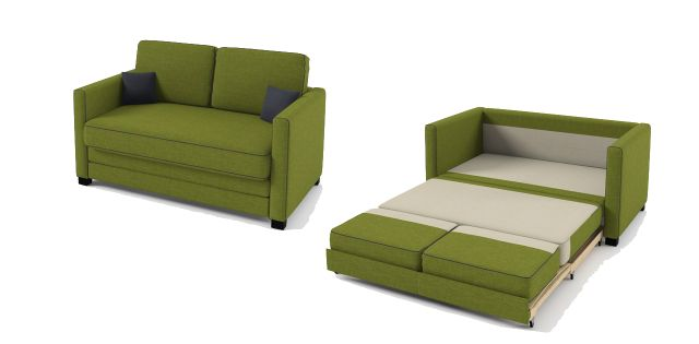 Unique 2 Seater Sofa Bed Boom 2 Seater Sofa Bed Green Fabric Sofa Beds Slf24couk