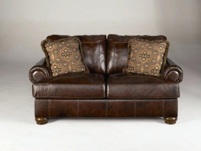Unique Ashley Brown Leather Sofa Recliners Cozy Ashley Brown Leather Recliner For Living Space