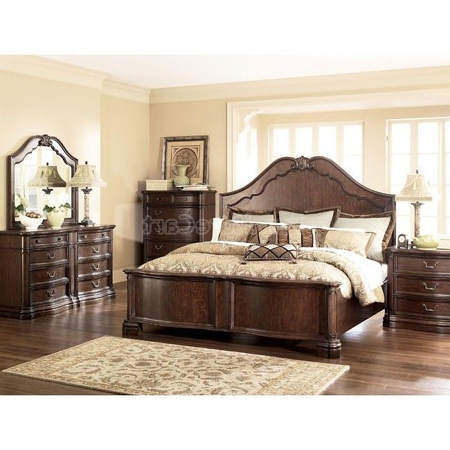 Unique Ashley King Size Bed Set Remodell Your Home Design Studio With Amazing Trend Ashley
