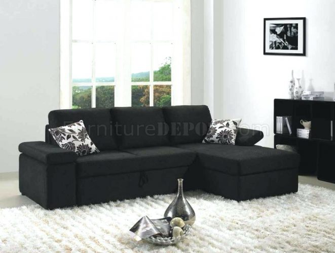 Unique Black Fabric Sectional Sofa With Chaise Sectional Black Cloth Sectional Black Fabric Sectional Sofa With