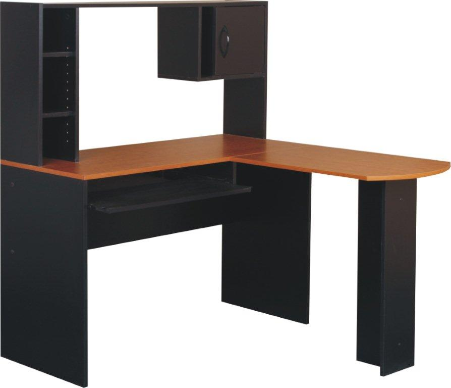 Unique Black L Shaped Desk Black Mainstays L Shaped Desk With Hutch All About House Design