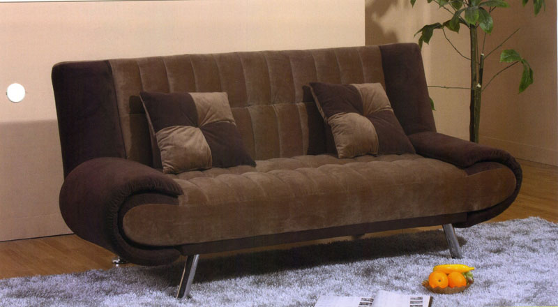 Unique Brown Futon Sofa Bed Brown Futon Sofa Bed Roselawnlutheran