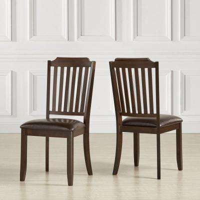 Unique Brown Wood Dining Chairs Homesullivan Dining Chairs Kitchen Dining Room Furniture