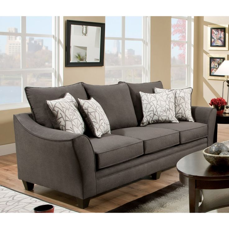 Unique Charcoal Grey Sofa And Loveseat Best 25 Grey Sofa Set Ideas On Pinterest Living Room Sets