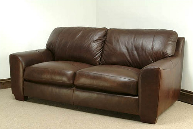 Unique Chocolate Brown Leather Sofa Brown Leather Sofa