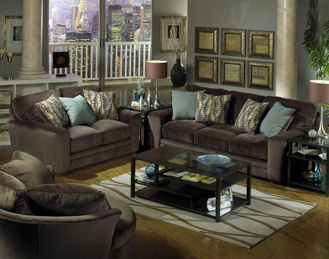 Unique Chocolate Living Room Furniture Jackson Furniture Living Room Sets Modern House