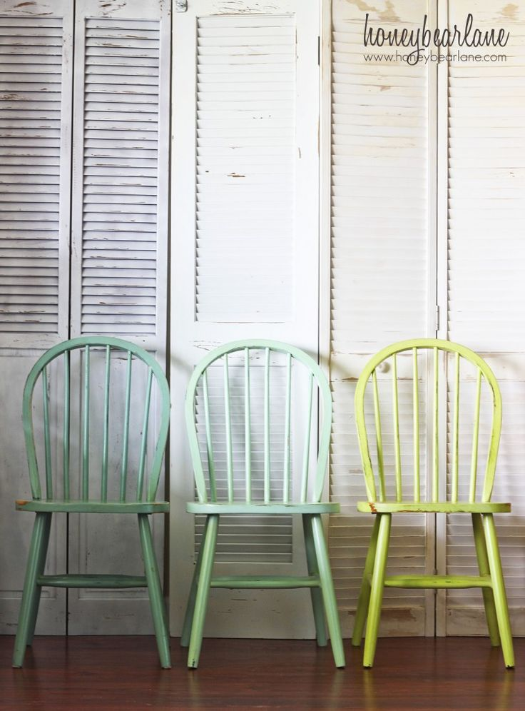 Unique Colored Wood Dining Chairs Best 25 Painted Dining Chairs Ideas On Pinterest Dining Chair