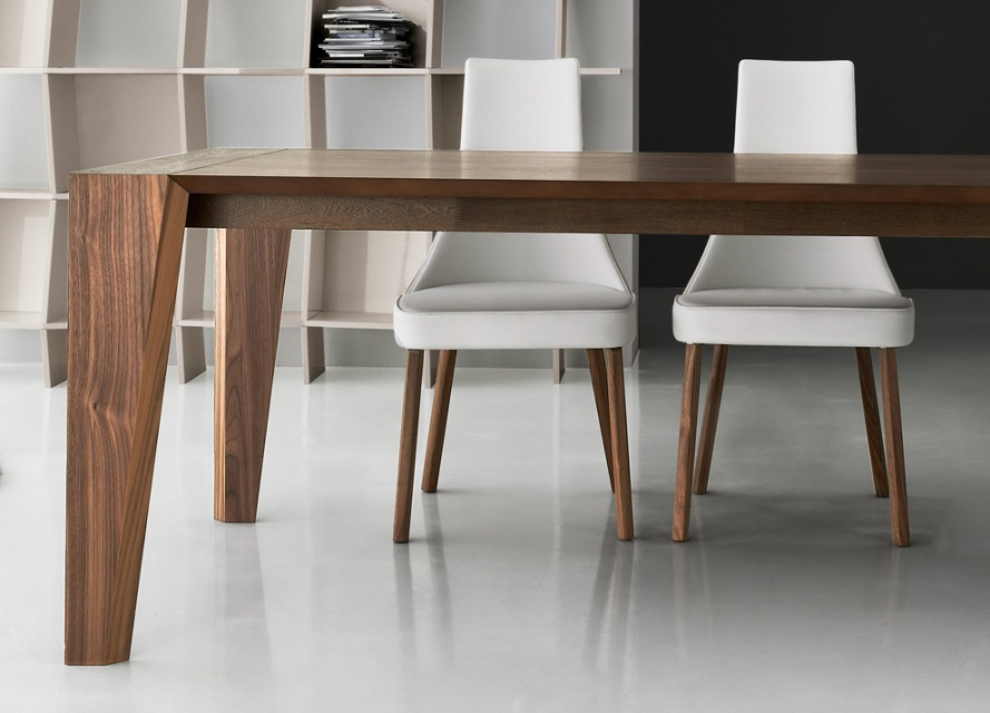 Unique Contemporary Dining Tables Extendable Table Modern Lakecountrykeys