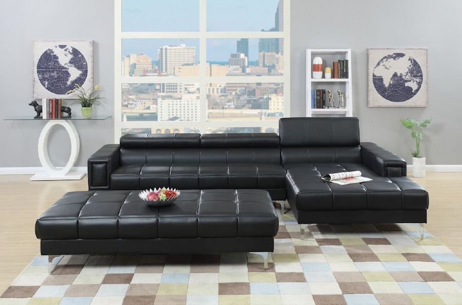 Unique Couch With Chaise And Recliner Reclining Sectionals Youll Love Wayfair