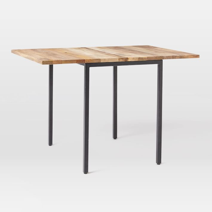 Unique Dining Room Tables With Leaves Box Frame Drop Leaf Expandable Table West Elm