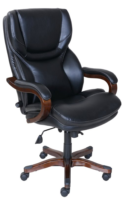 Unique Executive Leather Office Chair Executive Office Chairs Youll Love Wayfair