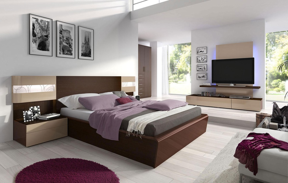 Unique Full Bed Bedroom Sets Full Size Bedroom Sets For Broad Space Home Decorations Ideas