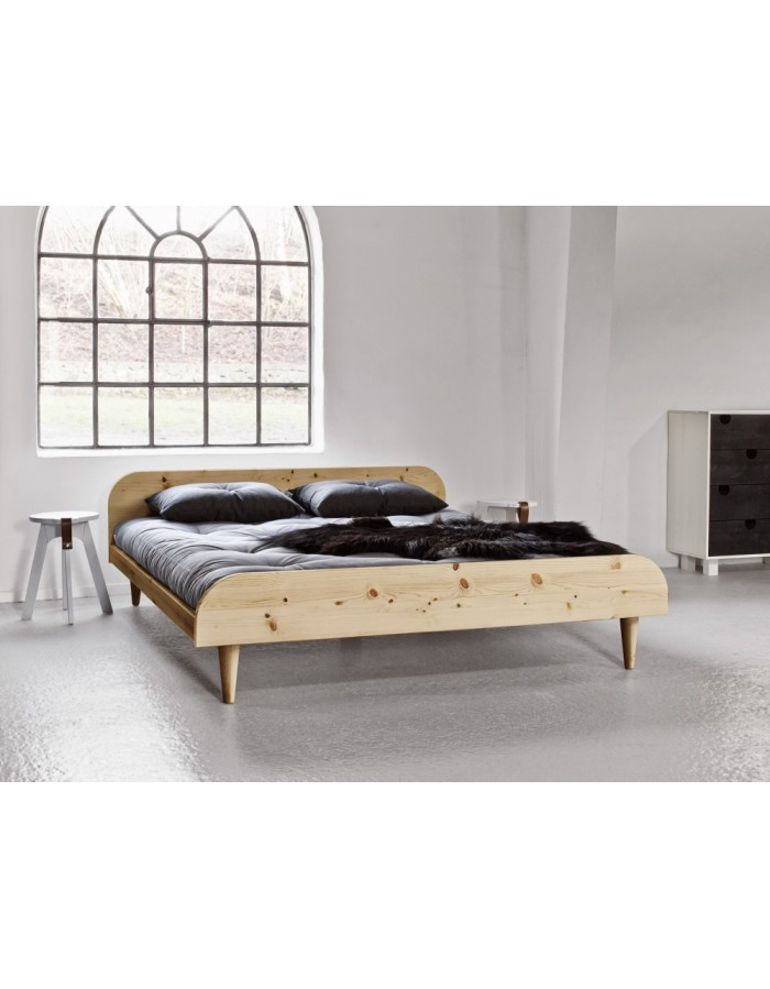 Unique Futon Bed And Frame Twist Futon Bed Choice Of Size Frame Finish Mattress Uk Delivery