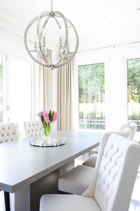 Unique Gray And White Dining Room Chairs Best 25 Gray Dining Rooms Ideas On Pinterest Wood Dinning Room