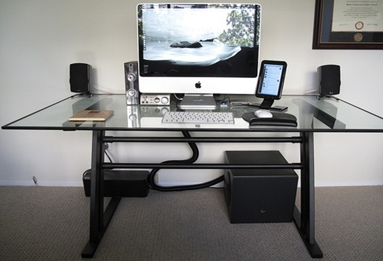 Unique Home Office Desk Setup Awesome Home Office Desk Setup Pictures