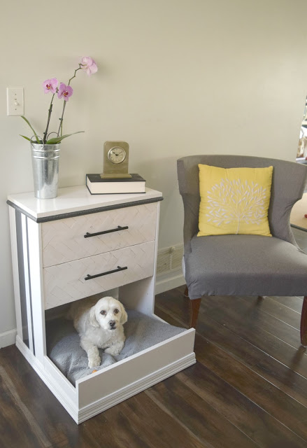 Unique Ikea Bed And Dresser Ikea Dresser Is Transformed Into The Perfect Dog Bed