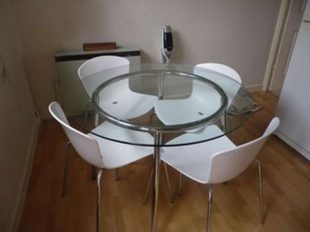 Unique Ikea Glass Dining Table Dining Room Small Dining Room Decor With Round Glass Dining