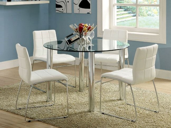 Unique Ikea Small Glass Dining Table Elegant Round Glass Dining Table Ikea Small Glass Dining Room Sets