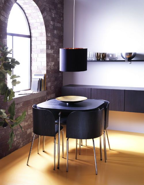 Unique Ikea Small Kitchen Table And Chairs Best 25 Compact Dining Table Ideas On Pinterest Small Dining