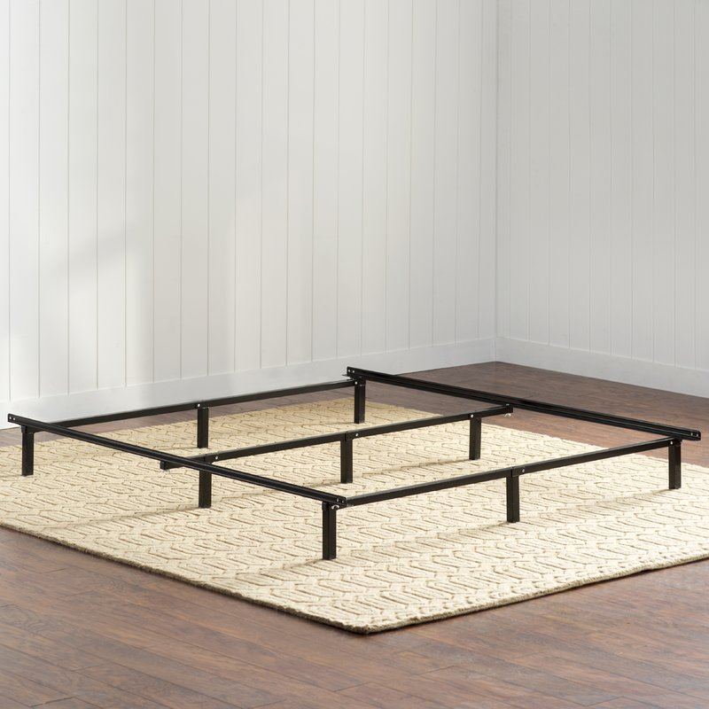 Unique King Size Metal Bed Base Wayfair Basics Wayfair Basics Metal Bed Frame Reviews Wayfair