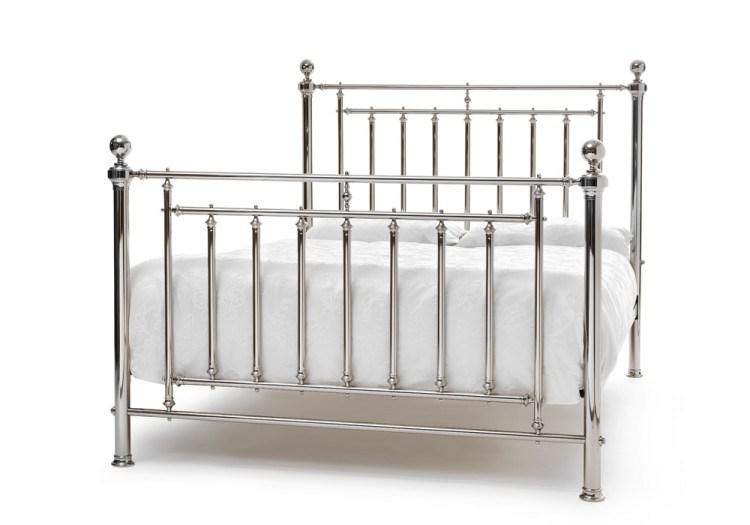 Unique King Size Metal Bed King Size Metal Bed Frame Decor References