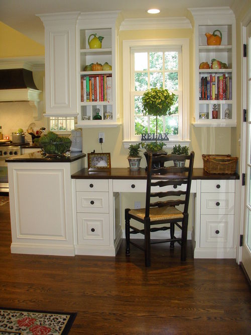 Unique Kitchen Desk Ideas Kitchen Desk Ideas Photos Houzz