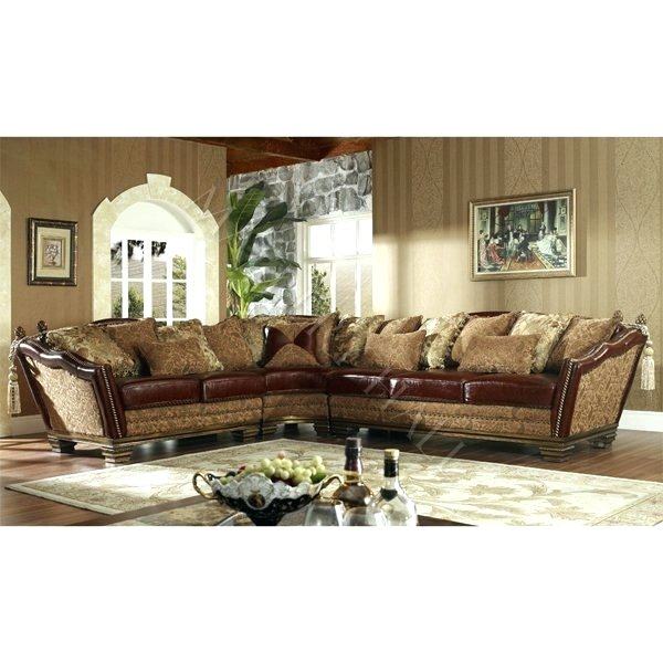 Unique Leather And Cloth Sectional T4meritagehomes Page 28 Sectional With Recliners Fabric And
