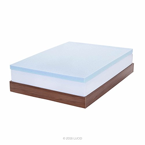 Unique Memory Foam Mattress Topper Queen Lucid Gel Memory Foam Mattress Topper 3 Inch Queen 5 Best